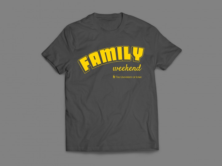 3775 5 Family weekend 2019 T Shirts FRONT Mock 2 3