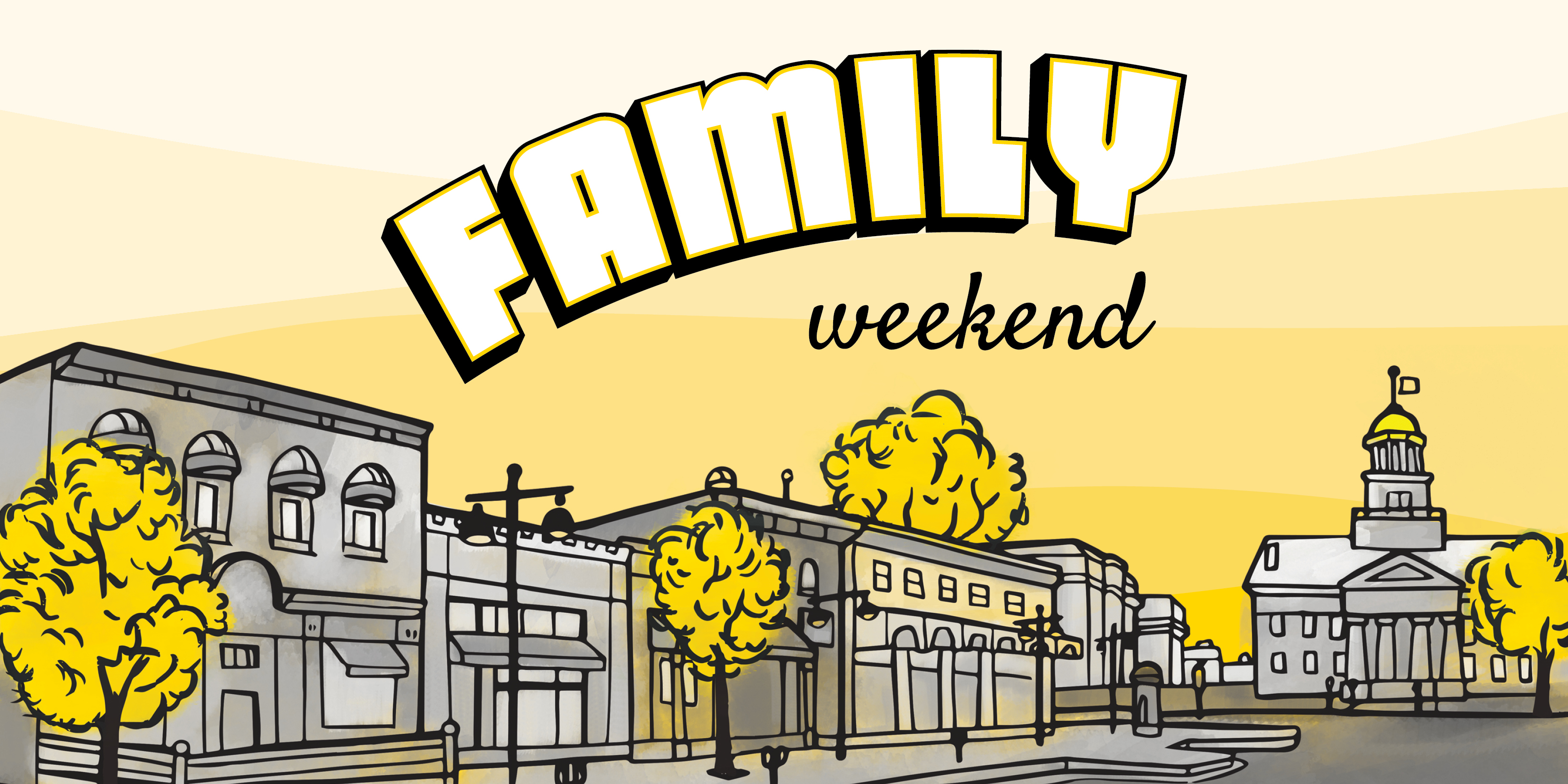 The University of Iowa Family Weekend